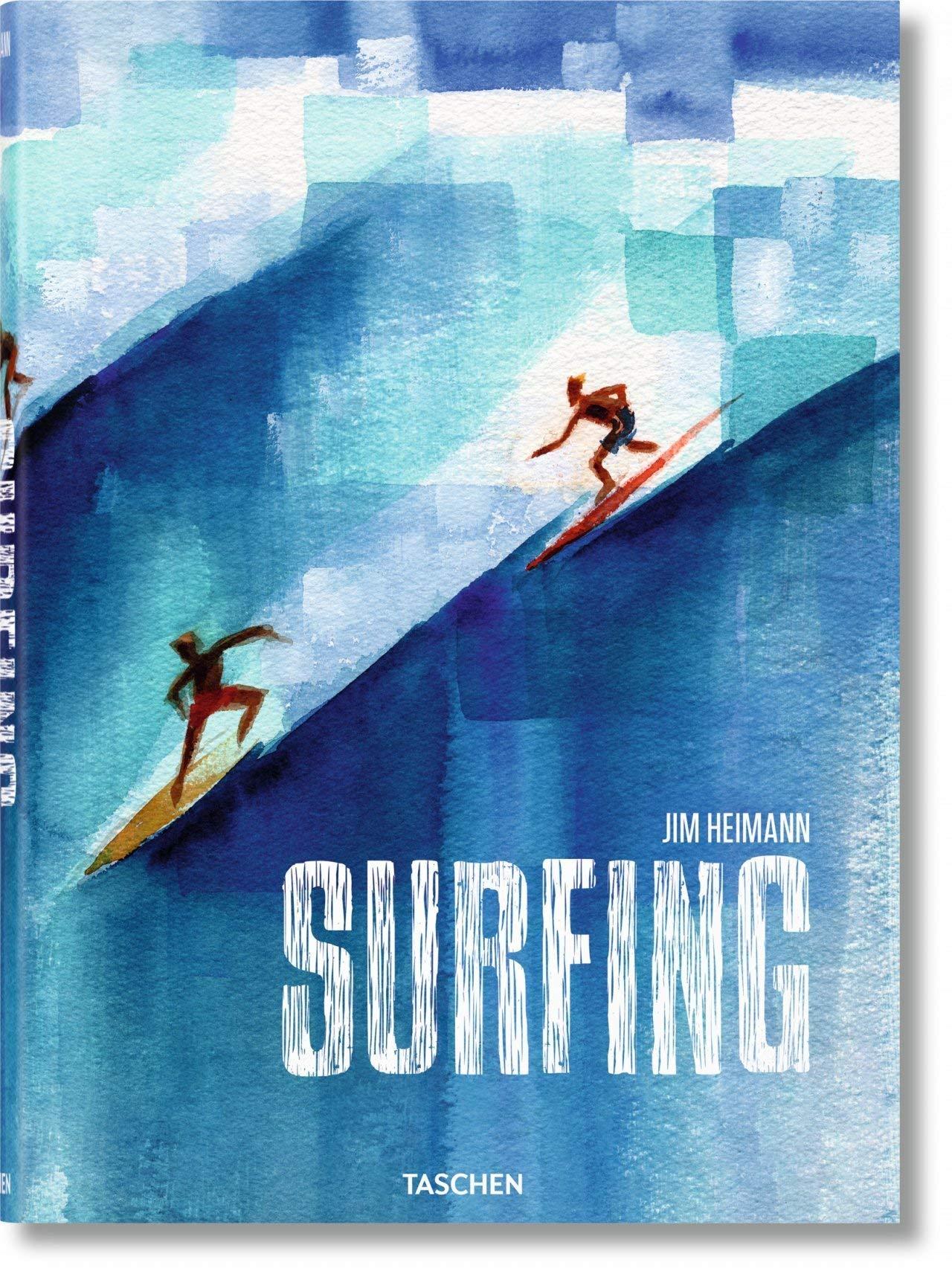 Surfing. Ediz. inglese, francese e tedesca