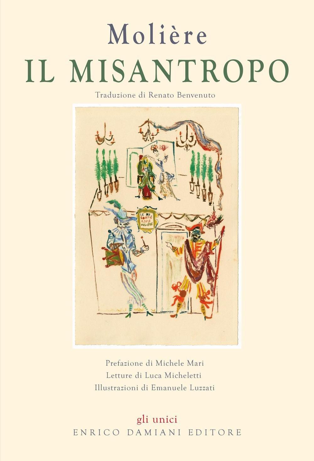 Il misantropo. Testo francese a fronte. Ediz. speciale